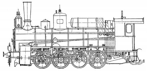 Blueprints trains trains r s russian ov class steam locomotive 2 russian ov class steam locomotive 2 malvernweather Gallery