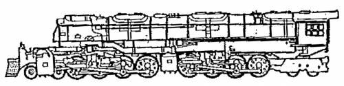 union pacific coloring pages | The-Blueprints.com - Blueprints > Trains > Trains T-V ...