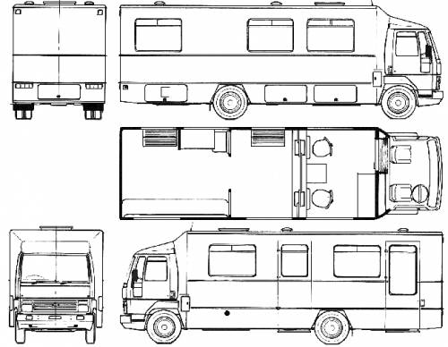 the blueprints trucks ford ford e. Black Bedroom Furniture Sets. Home Design Ideas
