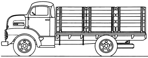 blueprints gt trucks gt ford gt ford f 5 coe stake truck 1948 With 1948 ford coe truck