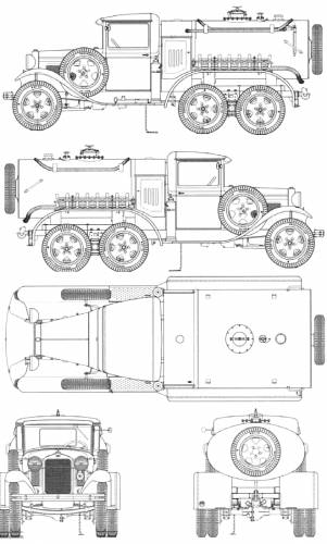 GAZ-AAA BZ-38U