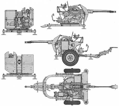 German AA-Gun 30mm Flak 38-103