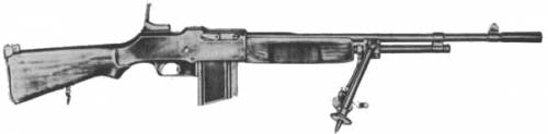 Browning M1918A1 BAR