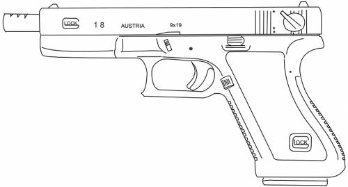 Glock Blueprints Pictures To Pin Thepinsta
