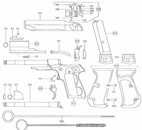 The Blueprints Com Blueprints Gt Weapons Gt Pistols