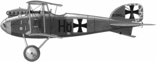 Albatros D.I (1916)
