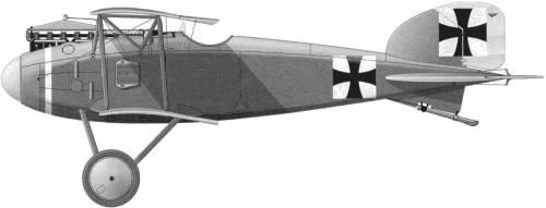 Albatros D.II (1916)