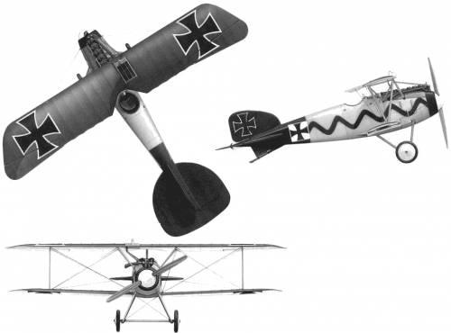Albatros D.III (1917)