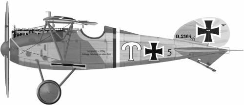 Albatros D.V (1917)