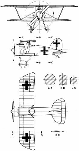Albatros D-XI