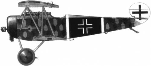 Fokker D.VI (1918)