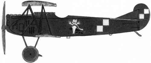 Fokker D.VII (1918)