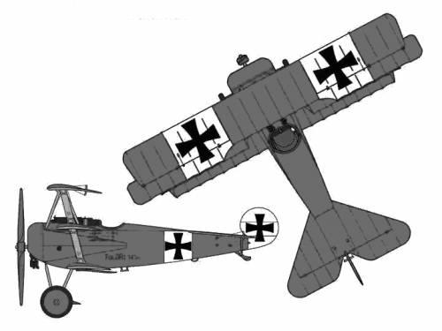 Fokker Dr.I (1917)
