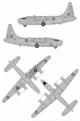 Consolidated RY-3 Liberator