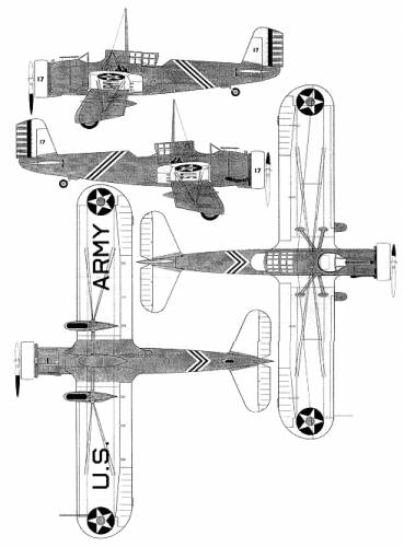 Curtiss A-12 Shrike