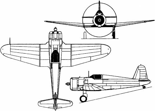 Vought V-143 (USA) (1937)