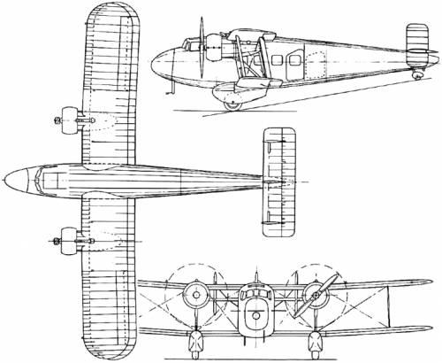 Blueprints > WW2 Airplanes > WW2 English > Boulton-Paul P.71A ...