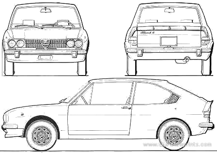 1930 Alfa Romeo Cars together with Alfa romeo alfasud ti  1976 together with Torque Converters also Sprint Car Drawings additionally Alfa Romeo Car All Side Free Blueprint Vector 105193. on alfa romeo blueprints