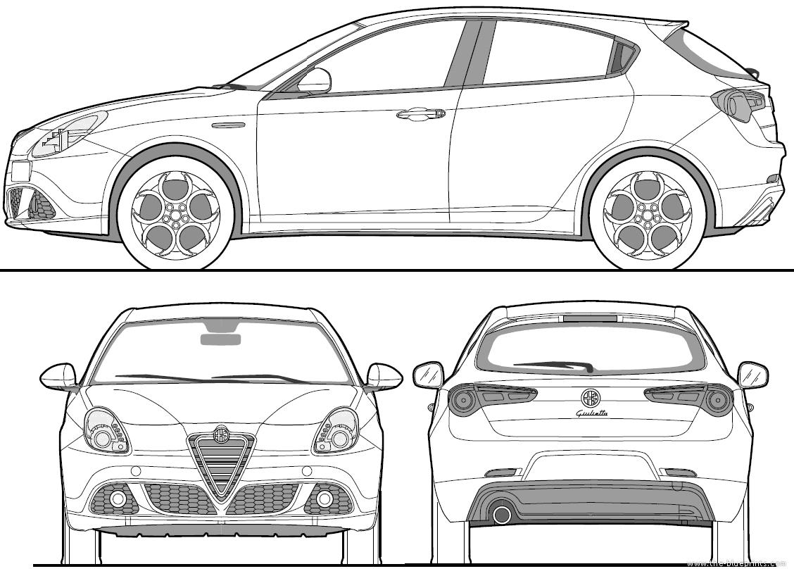 blueprints  u0026gt  cars  u0026gt  alfa romeo  u0026gt  alfa romeo giulietta  2011