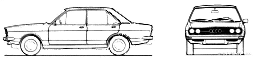 Blueprints > Cars > Audi > Audi 80 4-Door GL (1973) on the new audi, first audi, blue audi, exotic audi, pink audi, chief keef audi, white audi, all black audi, golden audi, fast audi, cheap audi, matchbox audi,
