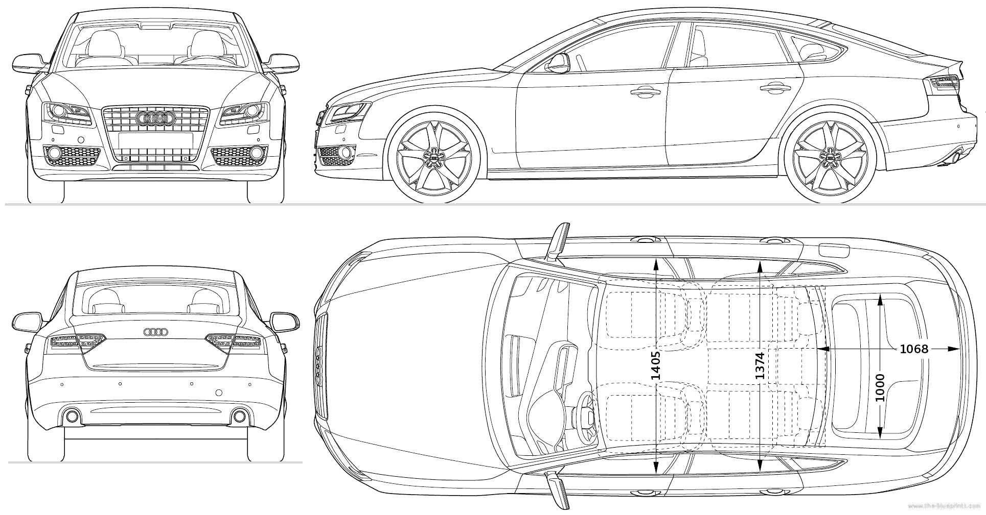 Ausgezeichnet Alte Auto Blaupausen Bilder - Elektrische Schaltplan ...