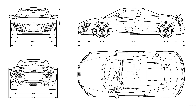 The blueprints vector requests audi r8 gt spyder 2012 audi r8 gt spyder 2012 malvernweather Images