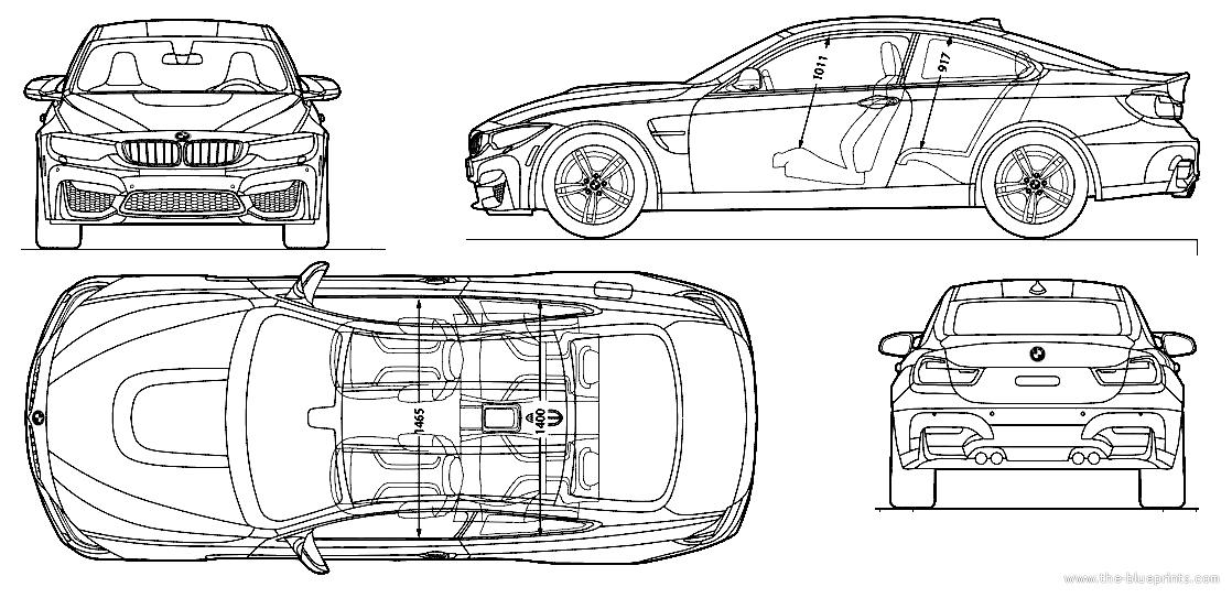 The Blueprints Com Blueprints Gt Cars Gt Bmw Gt Bmw M4 2014