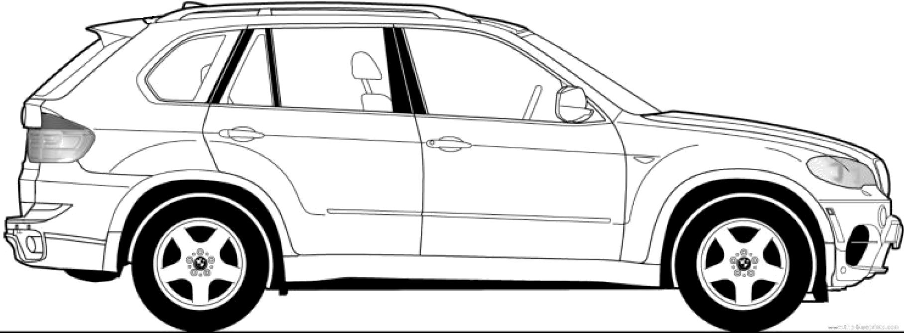 The Blueprints Com Blueprints Gt Cars Gt Bmw Gt Bmw X5 E70