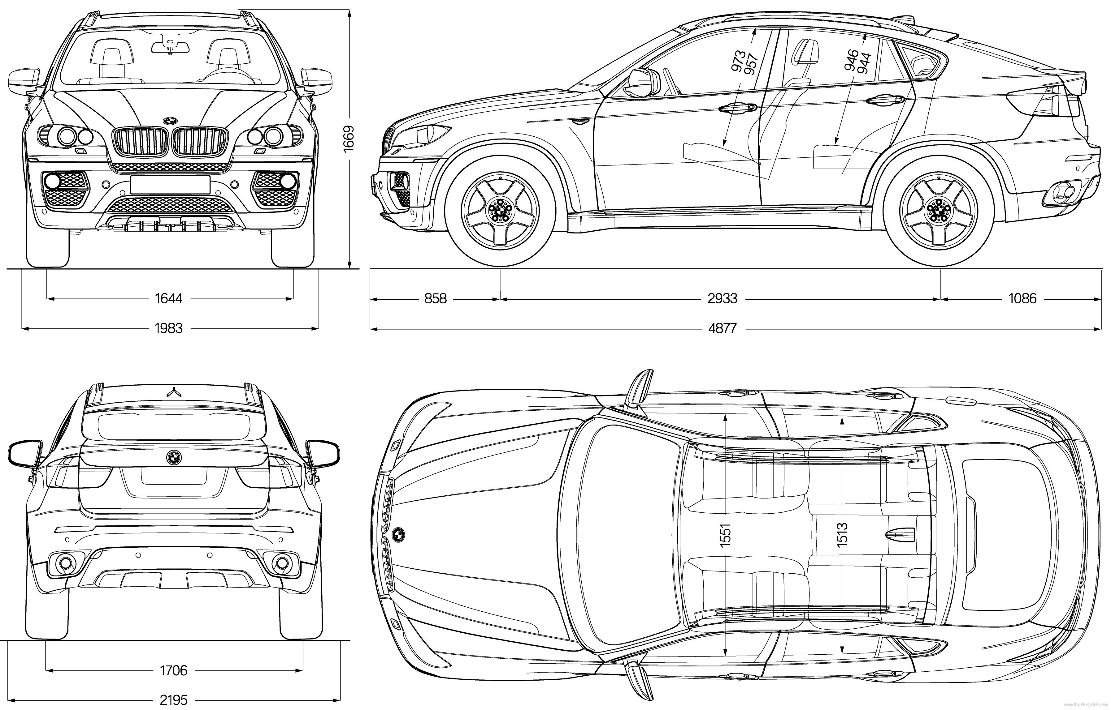 Vector Requests Bmw X6