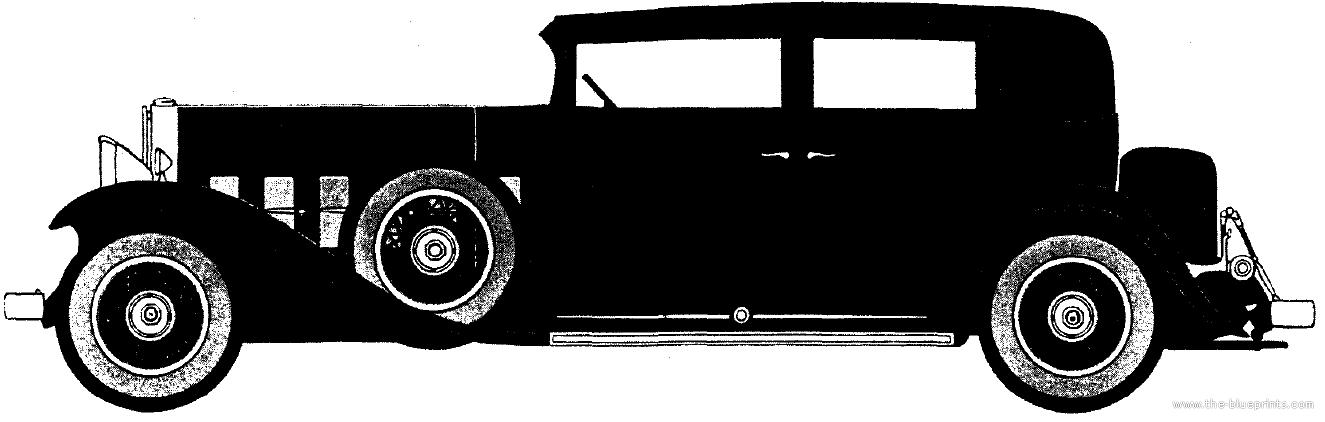 Préférence The-Blueprints.com - Blueprints > Cars > Cadillac > Cadillac V12  JD53