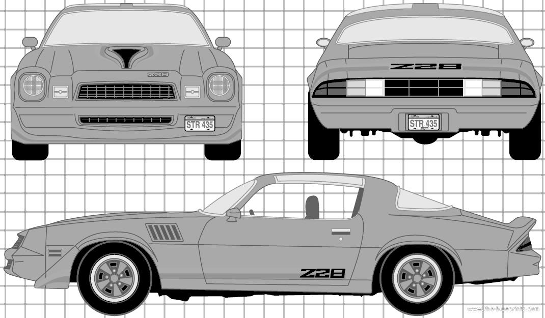 The-Blueprints.com - Blueprints > Cars > Chevrolet ...