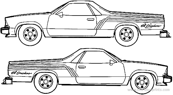 79 chevy colouring pages