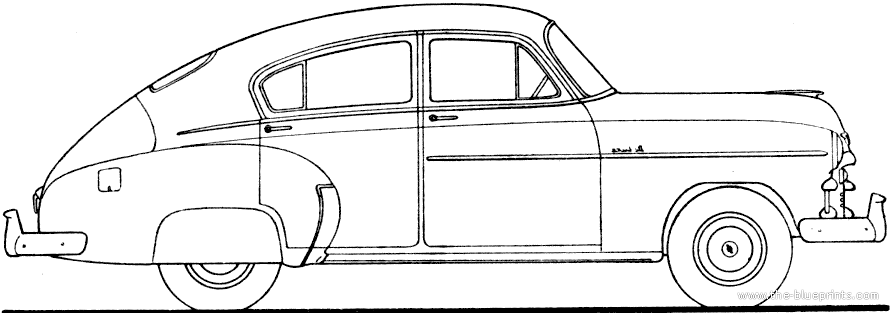 blueprints  u0026gt  cars  u0026gt  chevrolet  u0026gt  chevrolet fleetline deluxe