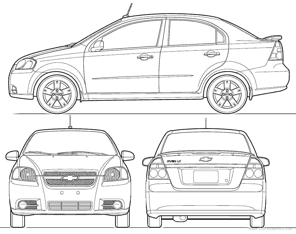 Comfortable Blueprint For Cars Ideas - Electrical Circuit Diagram ...