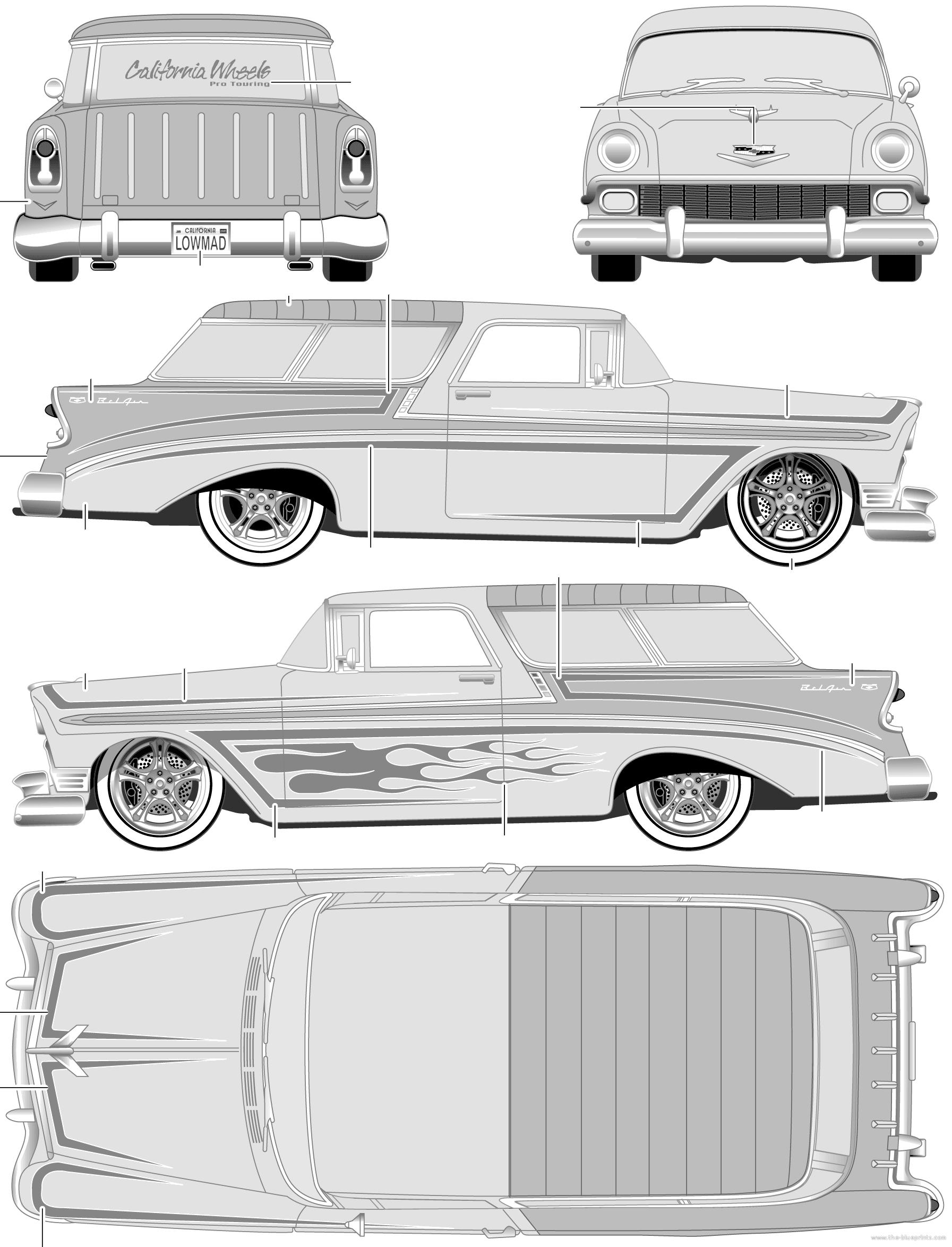 Chevy Nomad Logo
