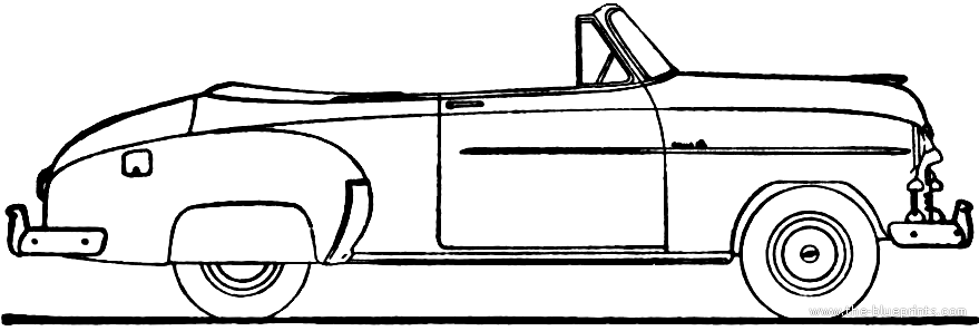 Wiring Diagram 1948 Ford Convertible on plymouth rear axle diagram