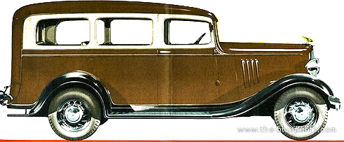 blueprints cars chevrolet chevrolet suburban carryall 1935 chevrolet suburban carryall 1935