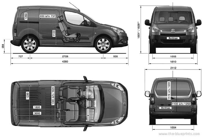 the blueprints cars citroen citroen. Black Bedroom Furniture Sets. Home Design Ideas