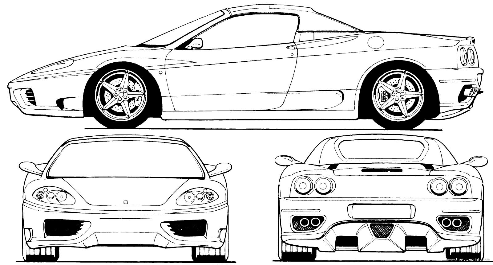 2000 alfa romeo cars
