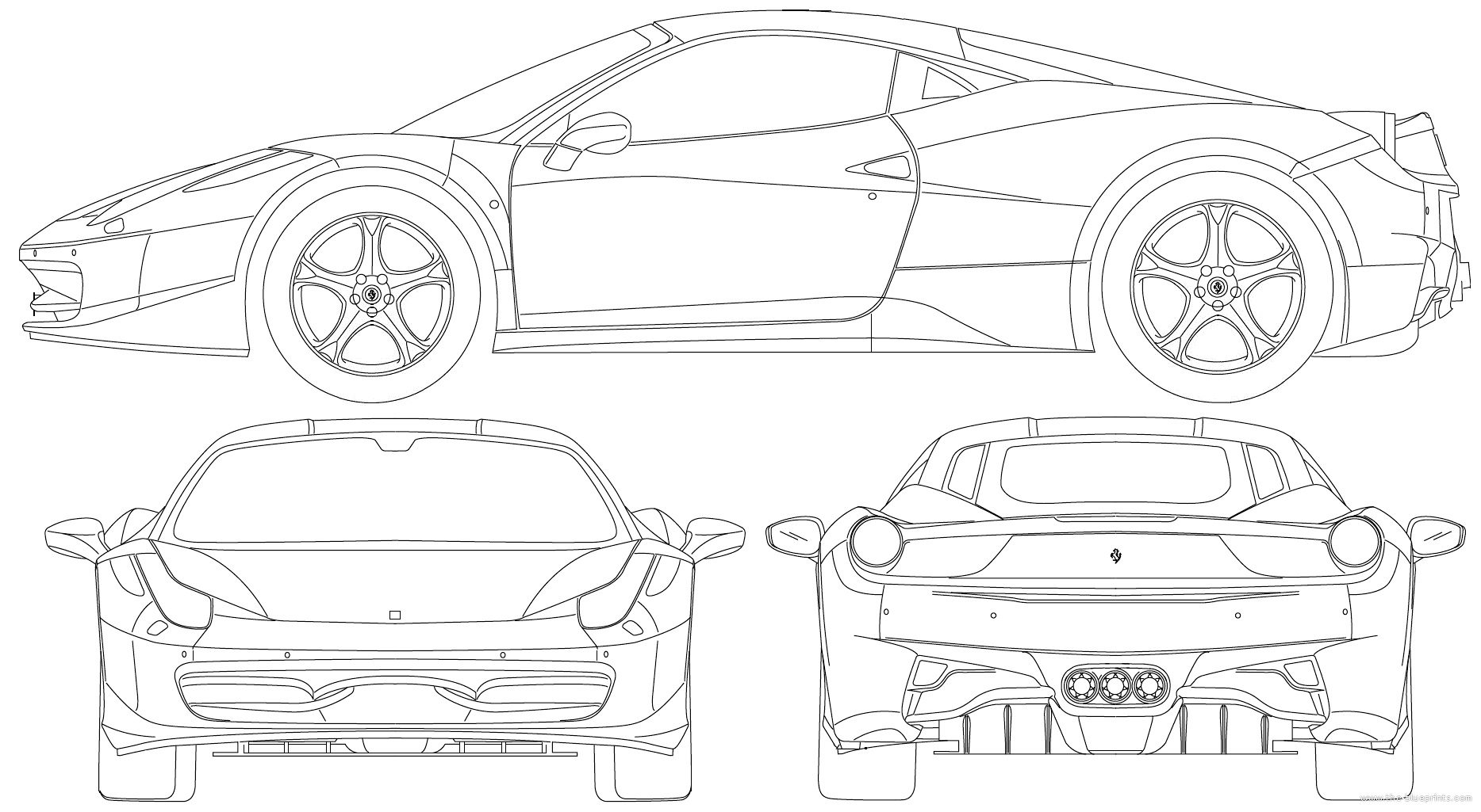 Index together with RepairGuideContent as well Generic car cutaway additionally Ferrari 458 italia  2013 further 94. on car diagram exterior