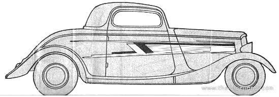 blueprints  u0026gt  cars  u0026gt  ford  u0026gt  ford 3