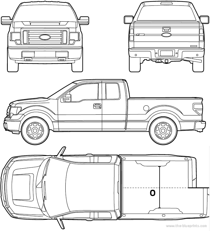 Vector requests ford f 150 pick up crew cab 2012 ford f 150 pick up crew cab 2012 freerunsca Choice Image