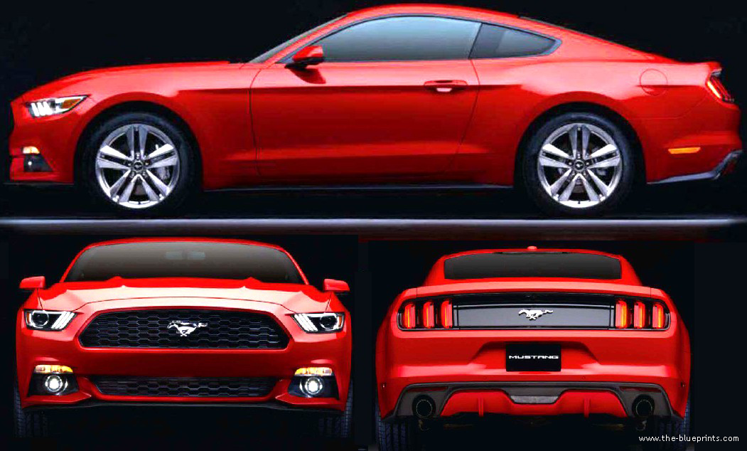 2015 ford mustang dimensions image 2015 ford mustang dimensions image blueprint car mustang new the blueprints blueprints pkw ford ford mustang gt 2011