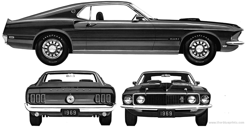 Ford Mustang — Википедия