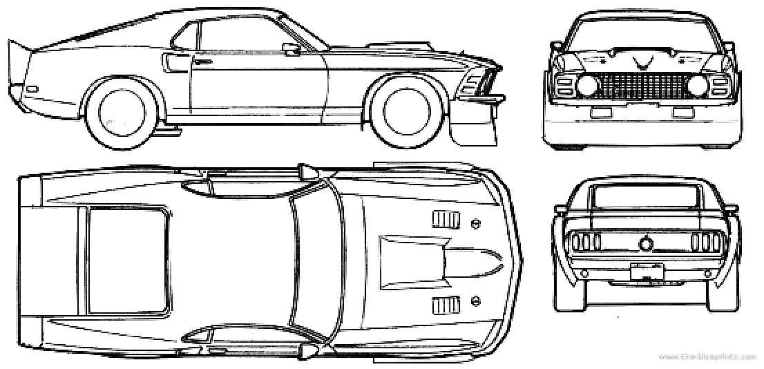 blueprints  u0026gt  cars  u0026gt  ford  u0026gt  ford mustang mach i shadowfast