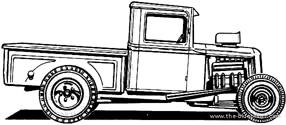Basic 1923 T Bucket Frame Kit W Standard Body And Bed No Floor 25351 besides Cg cat1 street rod further Cg cat1 hood hinges supports additionally Model A Ford Frame Plans also Cg Early Ford Parts Catalog 32 56 Car And Truck. on 1932 ford rod parts html