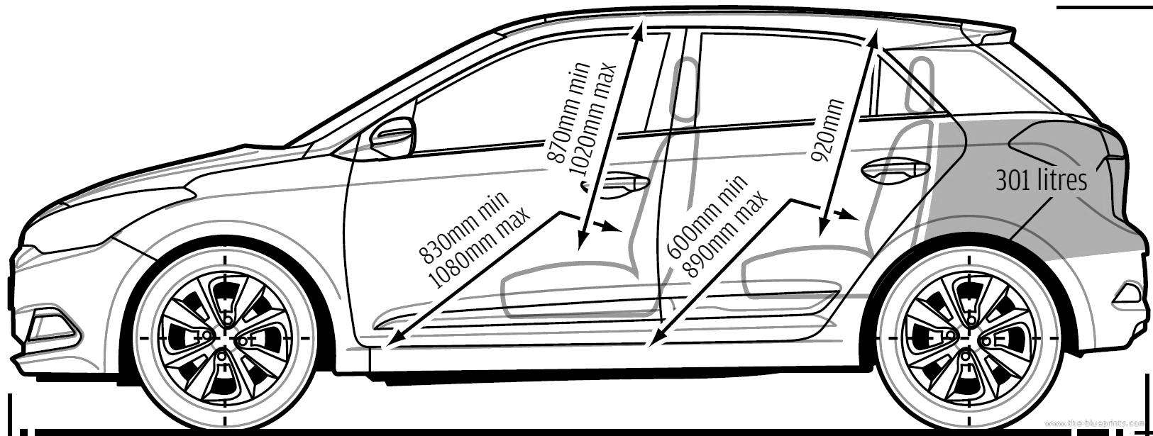 blueprints  u0026gt  cars  u0026gt  hyundai  u0026gt  hyundai i20  2014