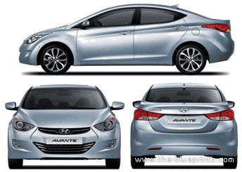 the blueprints cars hyundai hyundai i35 2013. Black Bedroom Furniture Sets. Home Design Ideas