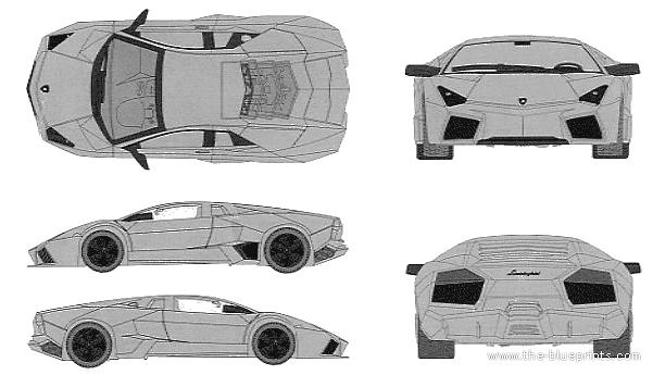 Vector Requests Lamborghini Reventon
