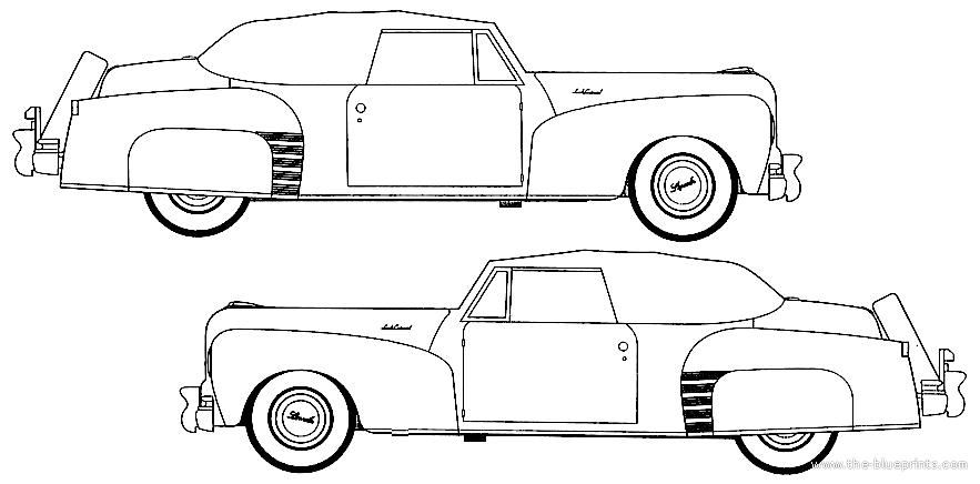 1948 Lincoln Car